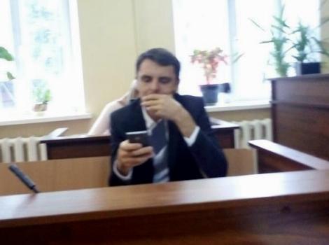 прокурор Валентин Мусіяка